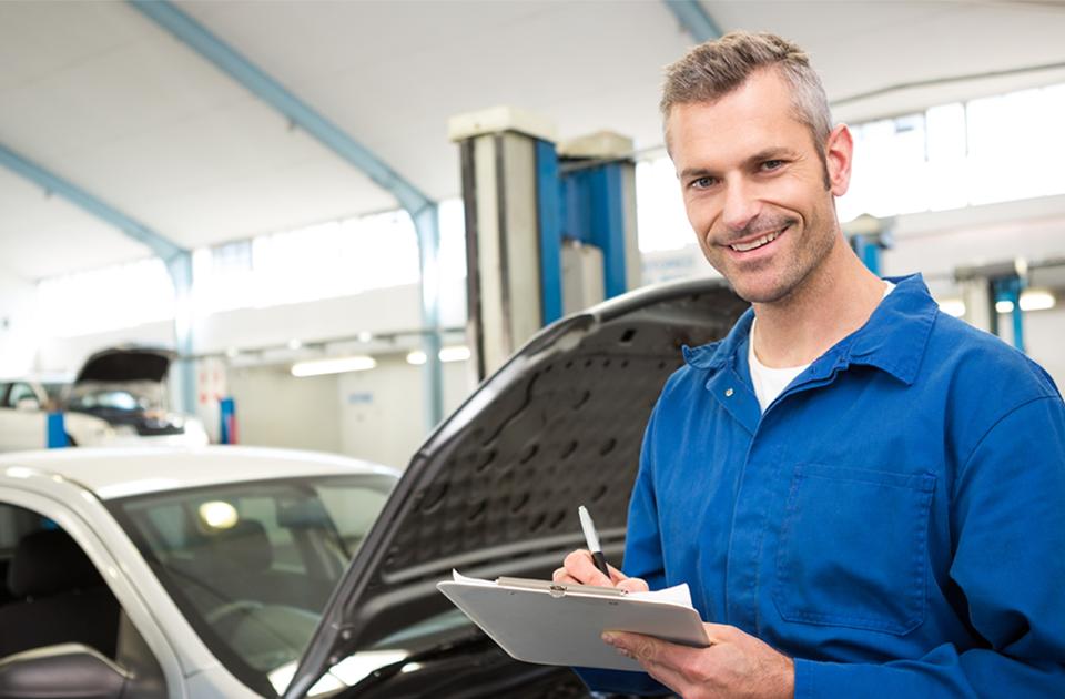 manutenção automóvel
